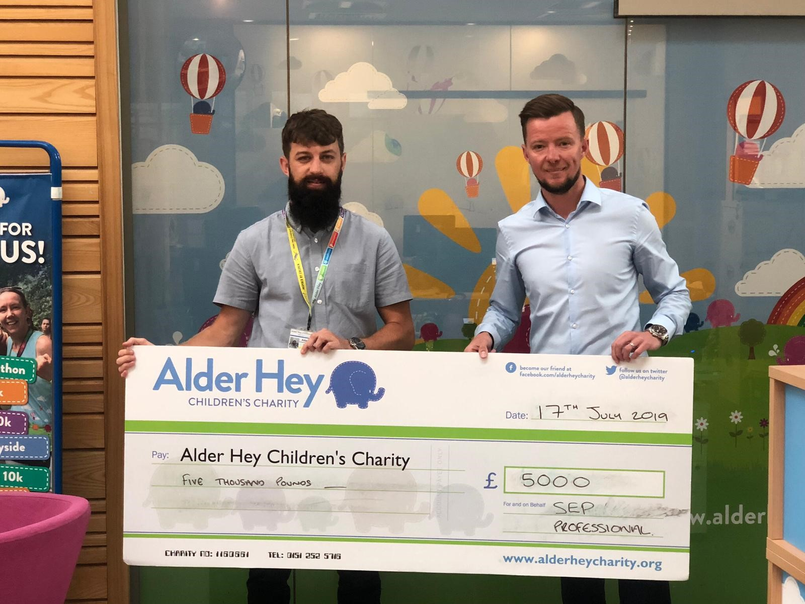 Alder Hey Golf Day
